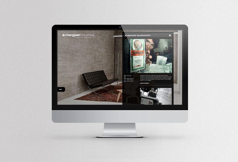 Macgyver Website