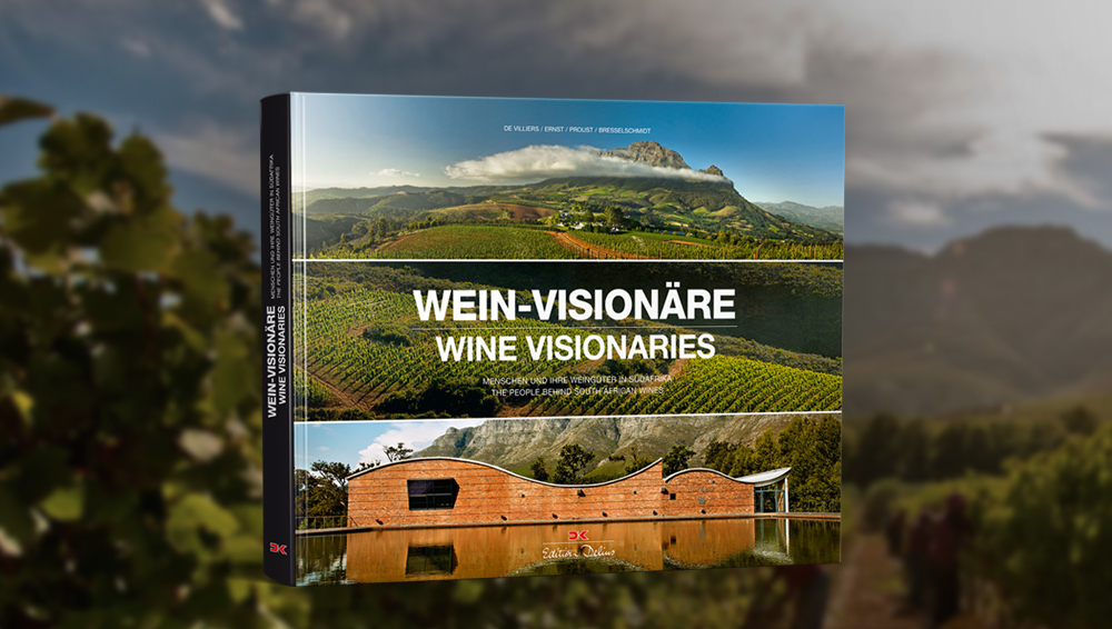 Weinvisionäre Cover