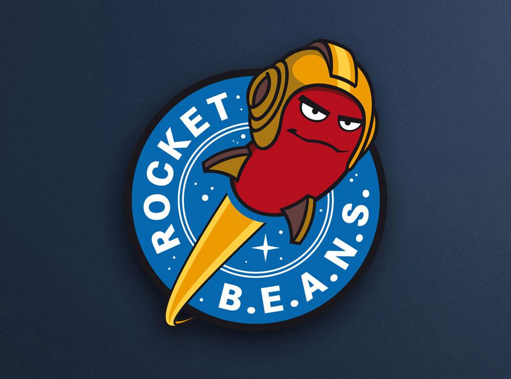 Rocket Beans Logo