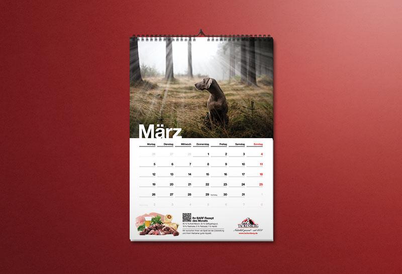 Tackenberg Kalender