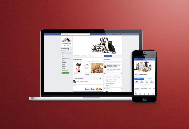 Tackenberg Social Media