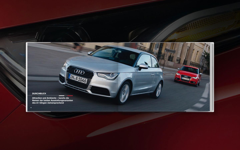 Audi Content 2
