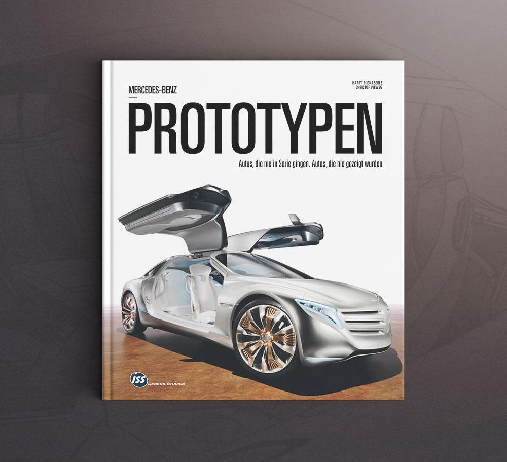Mercede Benz Protoypen Cover